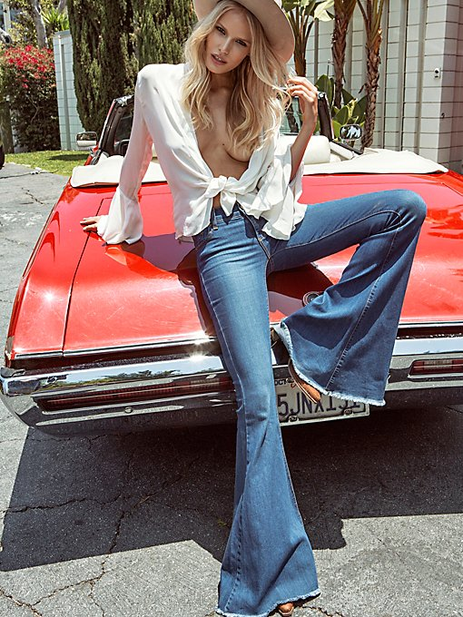 Denim Super Flare