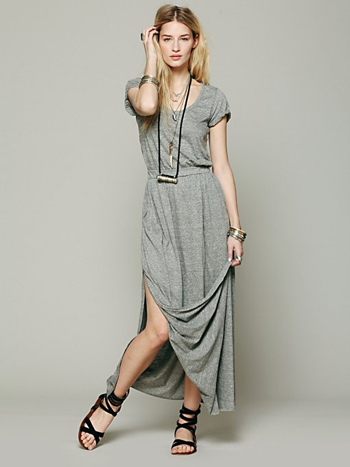 Audrina Maxi Dress