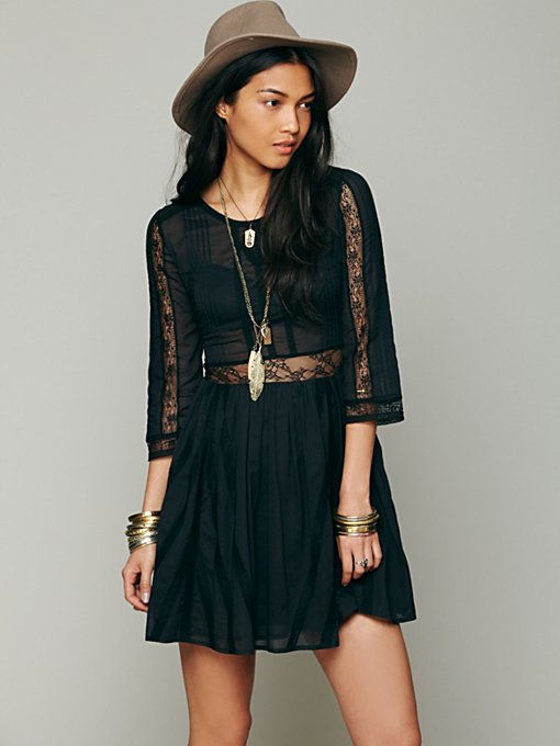 Pere Fit N Flare Dress