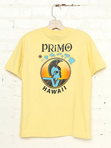 Vintage PRIMO Hawaii Graphic Tee