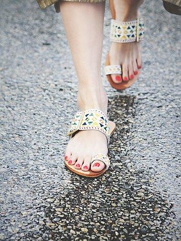 Mayan Sandal