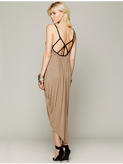 Spellbinder Midi Dress