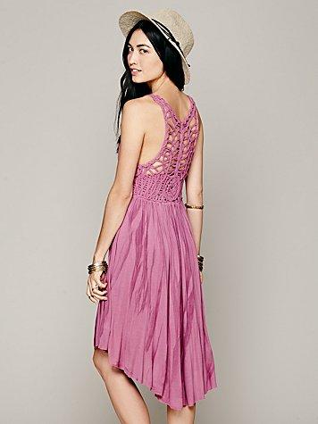 Cast Your Net Dress