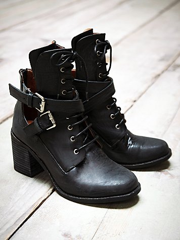 Admiral Ankle Boot