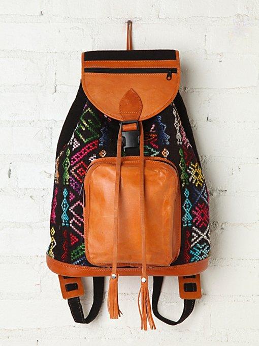 Savanna Backpack