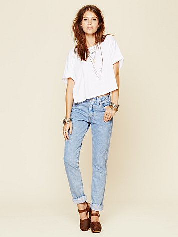 Levis 1966 Skinny Jeans