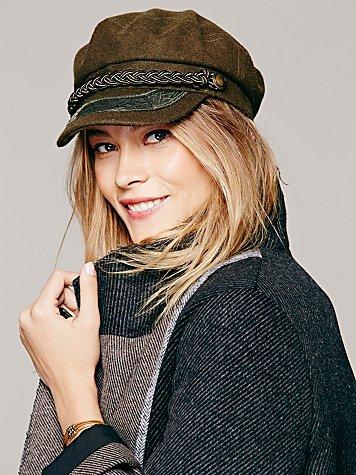 Lieutenant Braided Hat
