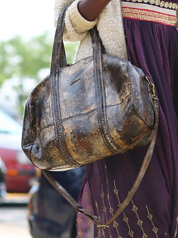 Muse Distressed Duffle