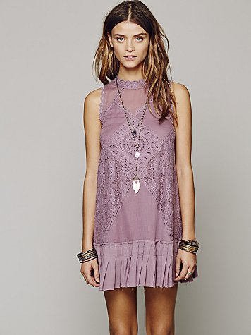 FP ONE Angel Lace Dress