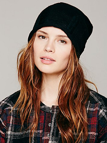 Loose Watch Beanie