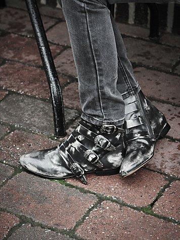 Beatnik Ankle Boot