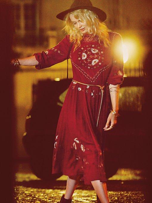 FP New Romantics Field Day Dress