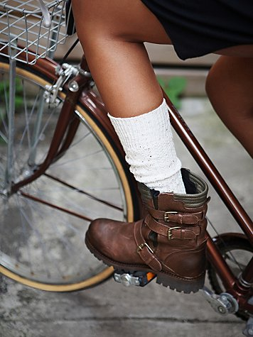 Outlaw Moto Boot
