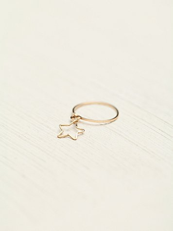 Charming Drop Ring