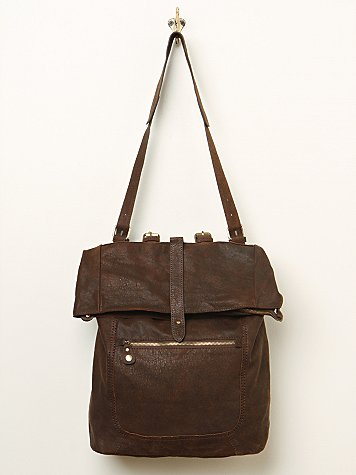 Wyatt Leather Backpack