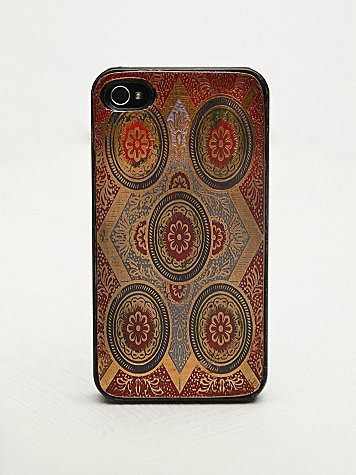 Engraved iPhone 4/5 Case