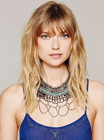 Eddie Beaded Collar