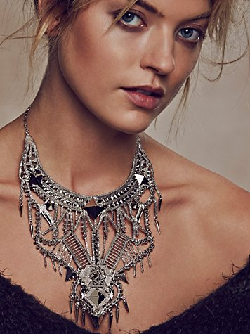 Tibetan Princess Collar