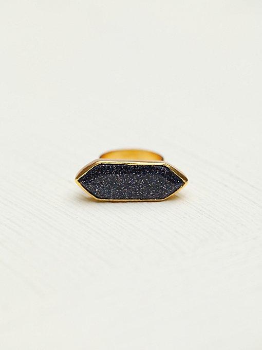 Side Diamond Ring