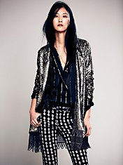 Shake Senora Sequin Jacket