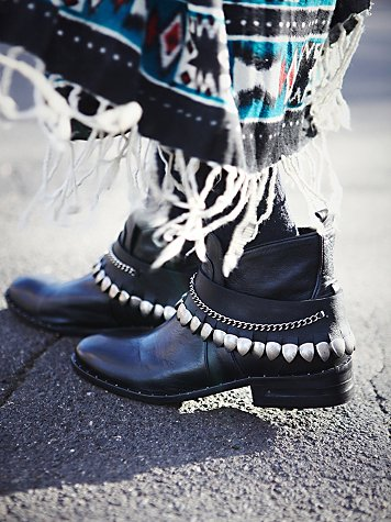Bao Ankle Boot