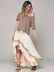 Rises in the East Skirt