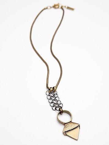 Short Mira Necklace