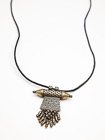 Tanksy Short Necklace