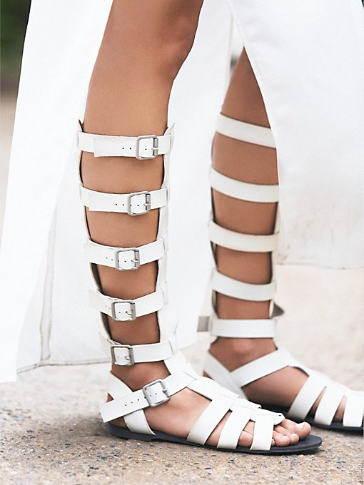 Republik Vegan Gladiator Sandals