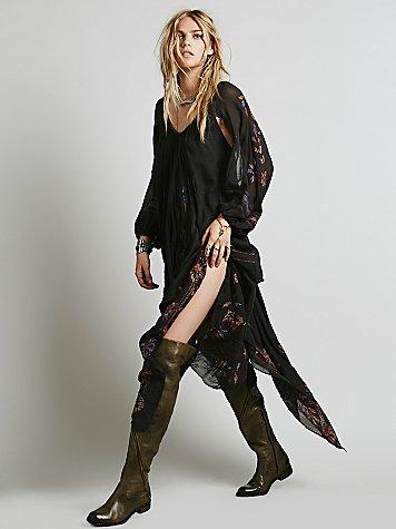 FP New Romantics Riviera Embroidered Dress