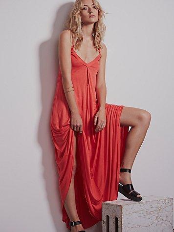 Leah Strappy Dress