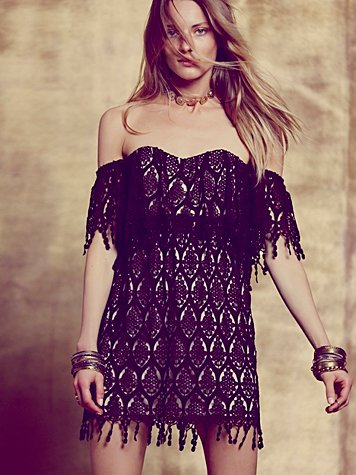 Iowa Lace Dress