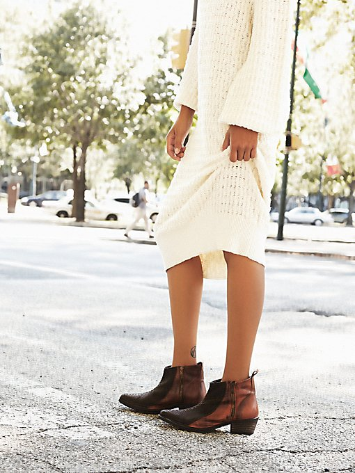 Flying Ranch Ankle Boot