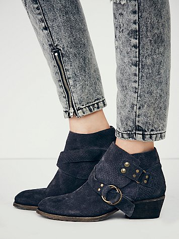 Free People Tortuga Ankle Boot at Free People Clothing Boutique