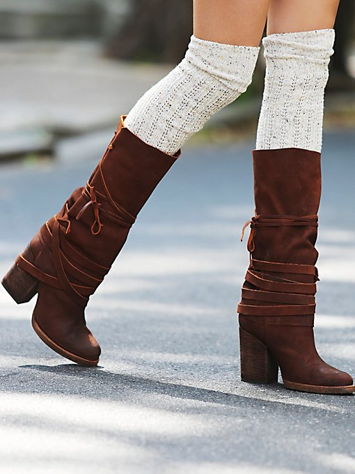 Royal Rush Wrap Boot