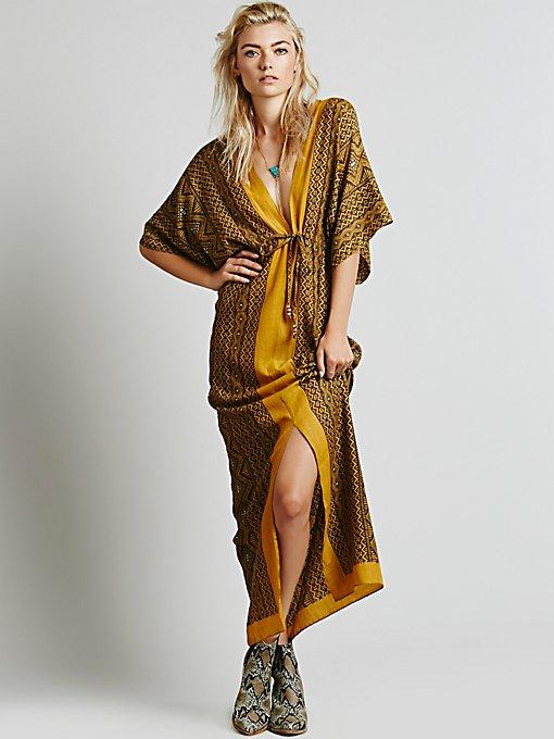 Inca Wool Robe