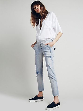 Mountaineer Relaxed Jean