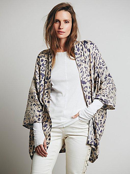 Wild One Kimono