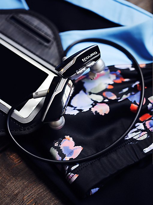 Bluetooth Headphones and Armband Set