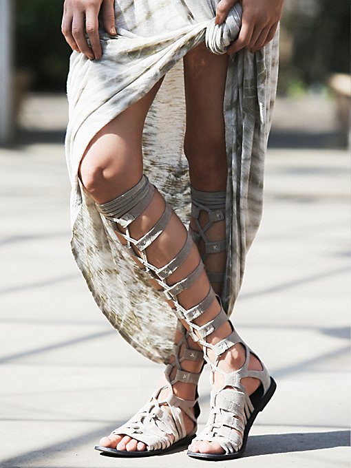 Cypress Tall Sandal