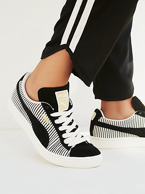 Classic Stripes Trainer