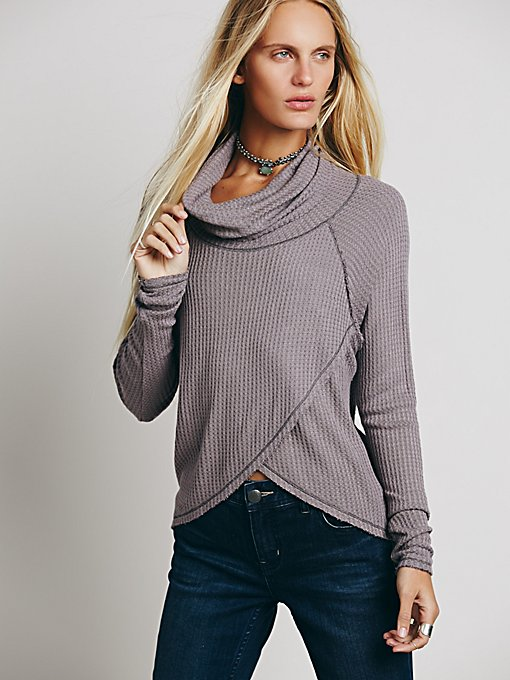 We The Free Luxe Cowl Thermal