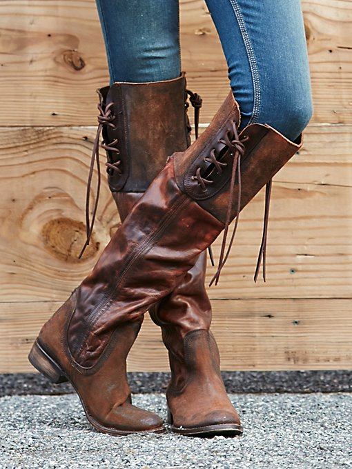 Shoreworn Tall Boot