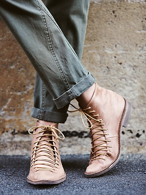 Truxton Lace Up Boot