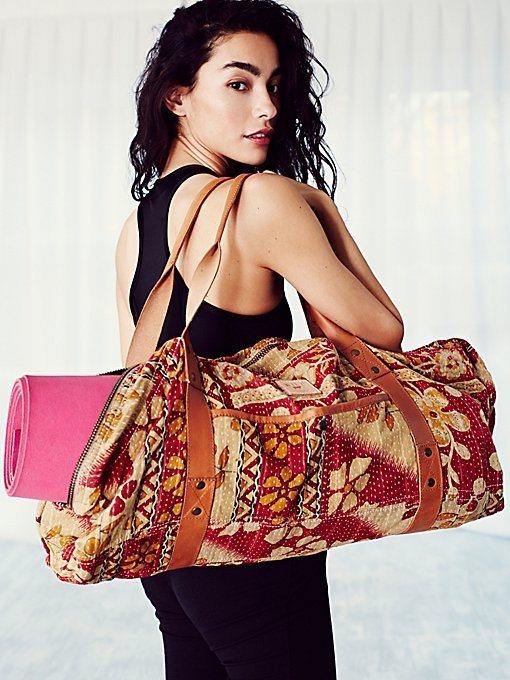 Will Yoga Travel Bag