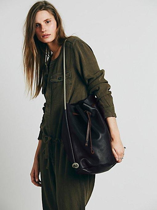 Fran Bucket Bag
