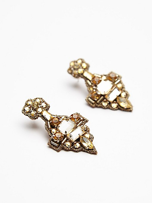 Palace Statement Earrings