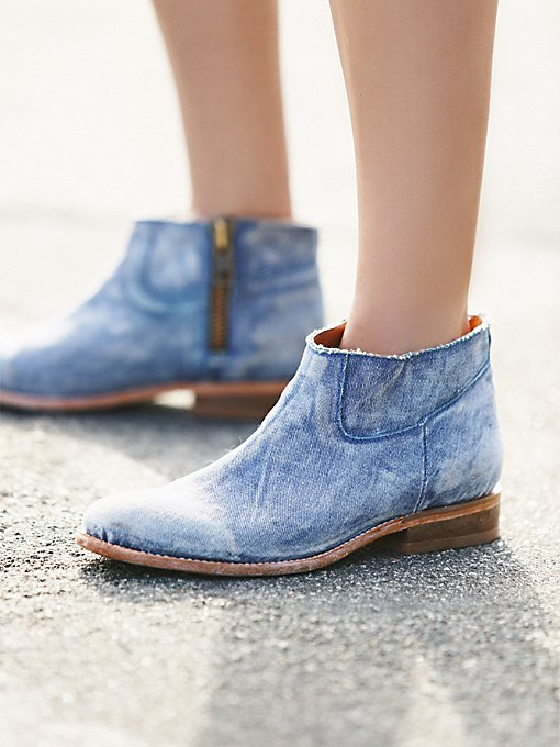 You and Tennessee Ankle Boot