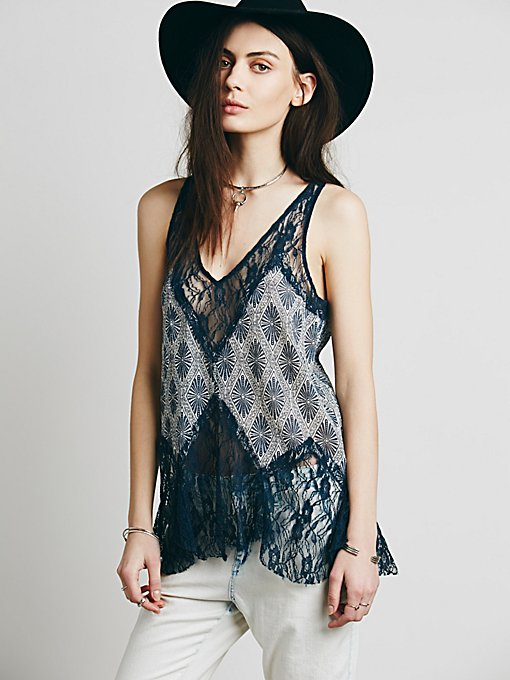 Bell Trapeze Cami