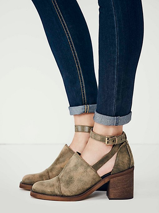 Cavalette Ankle Boot